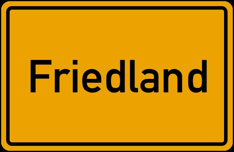 onlinestreet Branchenbuch für Friedland
