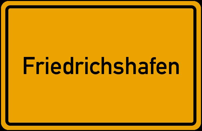 onlinestreet Branchenbuch für Friedrichshafen