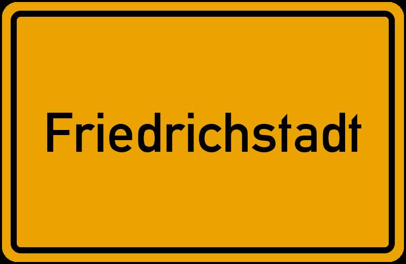 onlinestreet Branchenbuch für Friedrichstadt