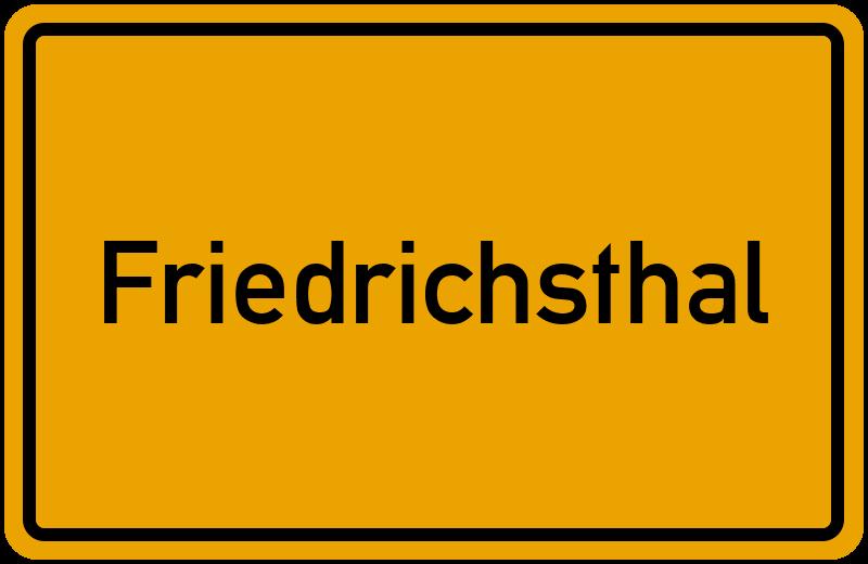 onlinestreet Branchenbuch für Friedrichsthal