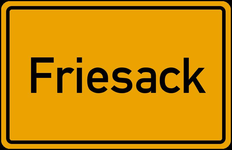 onlinestreet Branchenbuch für Friesack