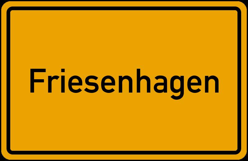 onlinestreet Branchenbuch für Friesenhagen