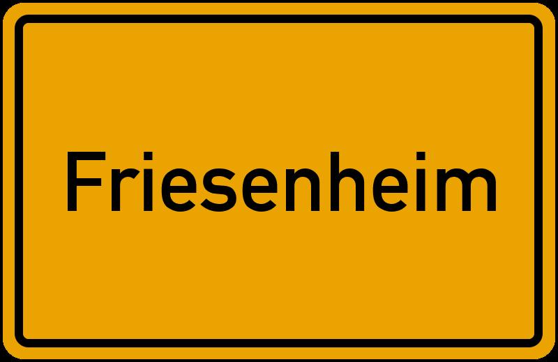 onlinestreet Branchenbuch für Friesenheim
