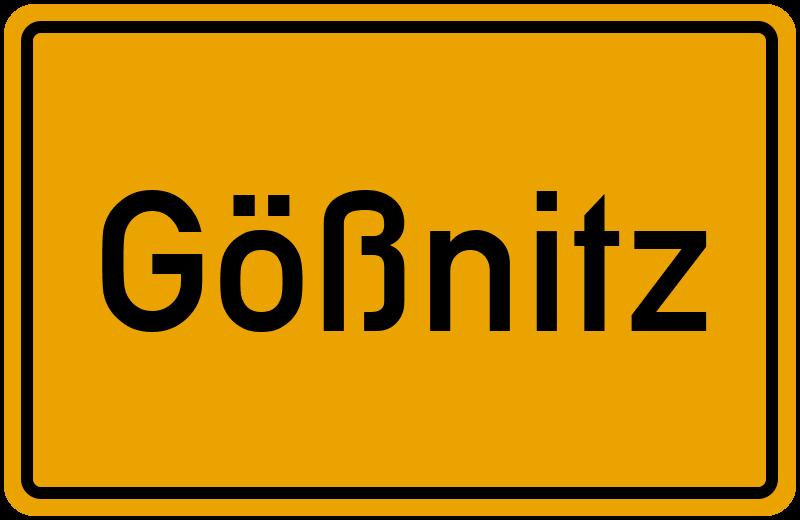 onlinestreet Branchenbuch für Gößnitz