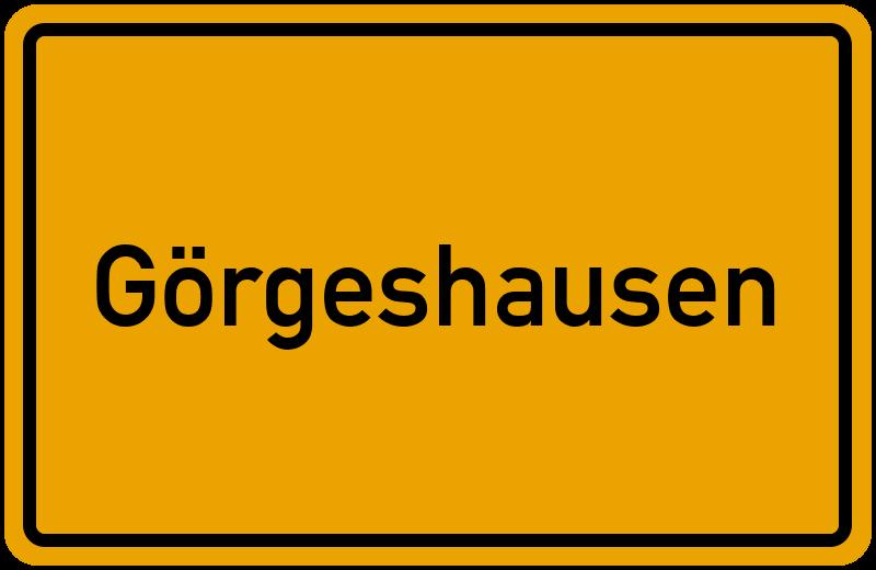 onlinestreet Branchenbuch für Görgeshausen