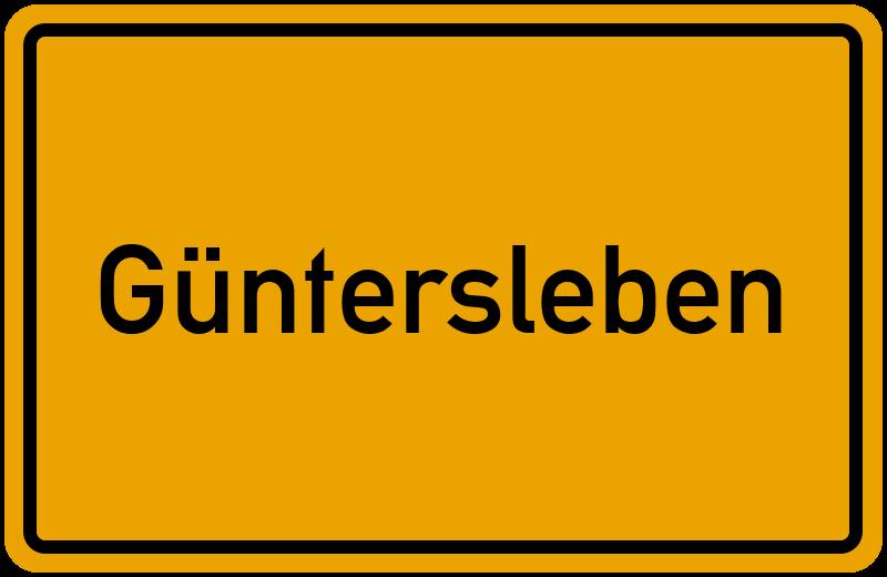 onlinestreet Branchenbuch für Güntersleben