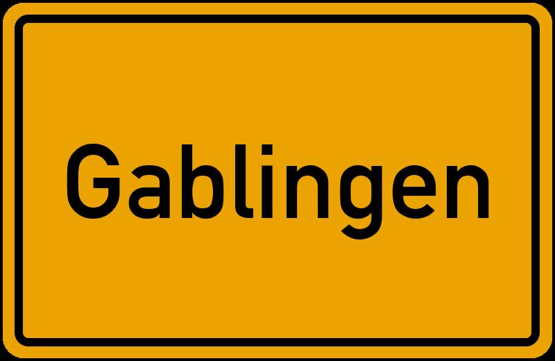 onlinestreet Branchenbuch für Gablingen