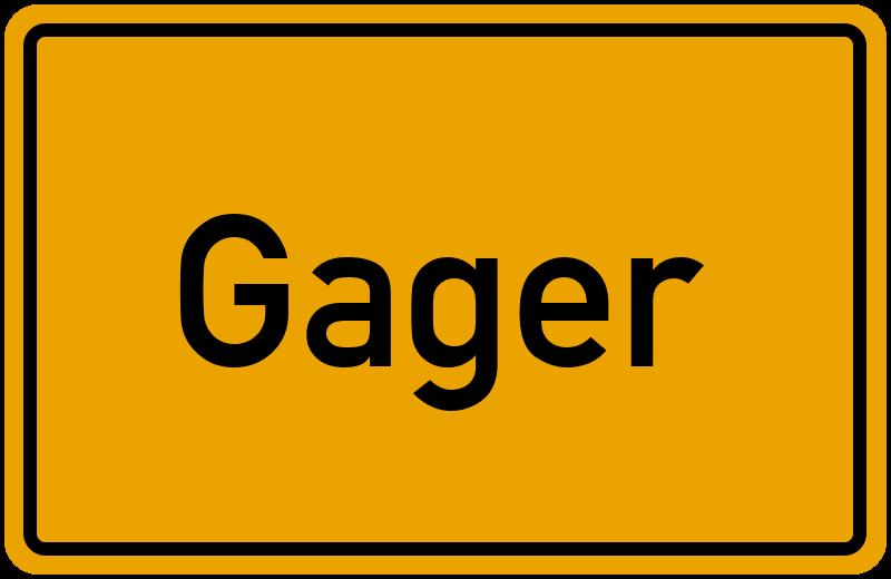 onlinestreet Branchenbuch für Gager