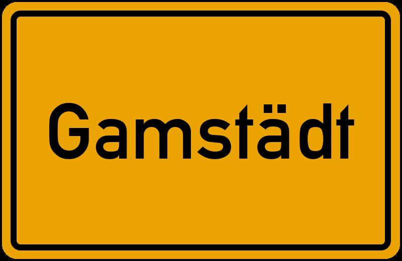 onlinestreet Branchenbuch für Gamstädt