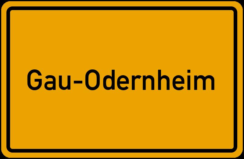 onlinestreet Branchenbuch für Gau-Odernheim