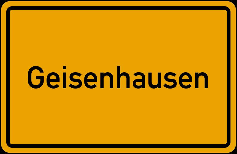 onlinestreet Branchenbuch für Geisenhausen