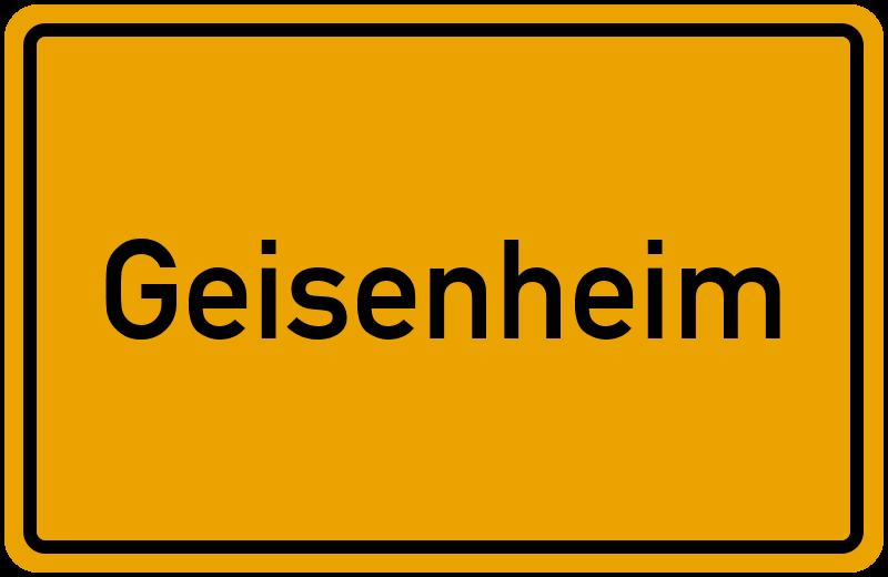 onlinestreet Branchenbuch für Geisenheim