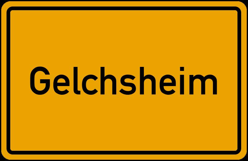 onlinestreet Branchenbuch für Gelchsheim