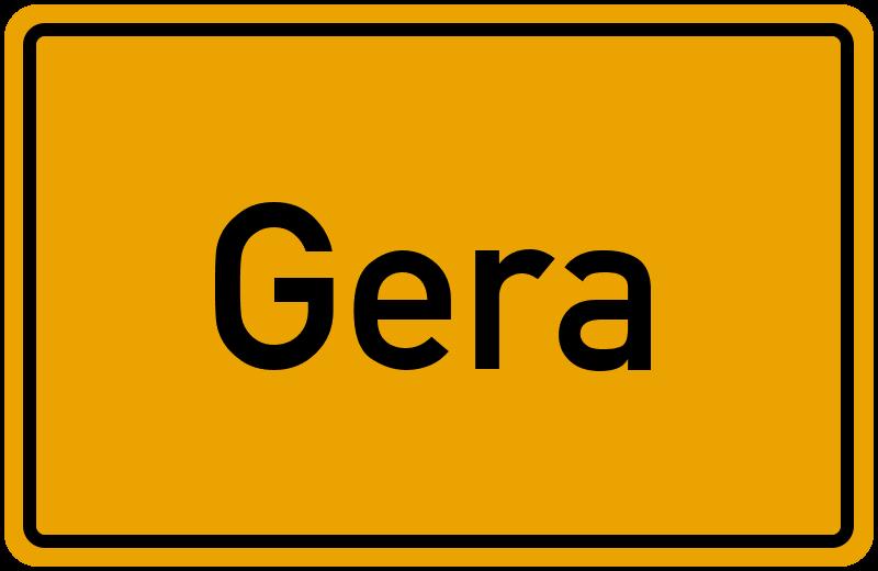 onlinestreet Branchenbuch für Gera