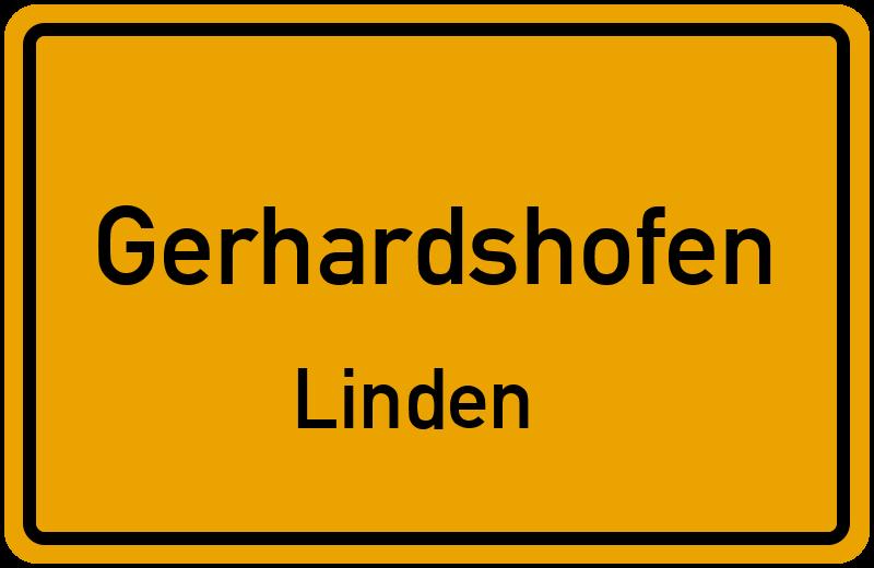 Linden In 91466 Gerhardshofen Linden Bayern
