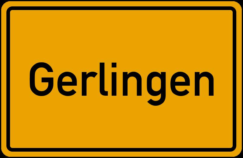 onlinestreet Branchenbuch für Gerlingen
