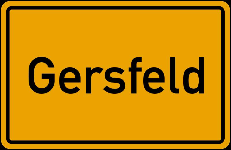 onlinestreet Branchenbuch für Gersfeld