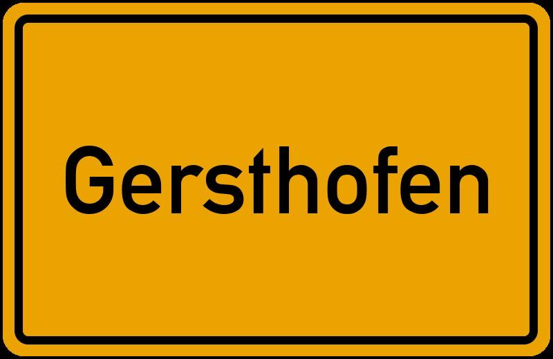 onlinestreet Branchenbuch für Gersthofen
