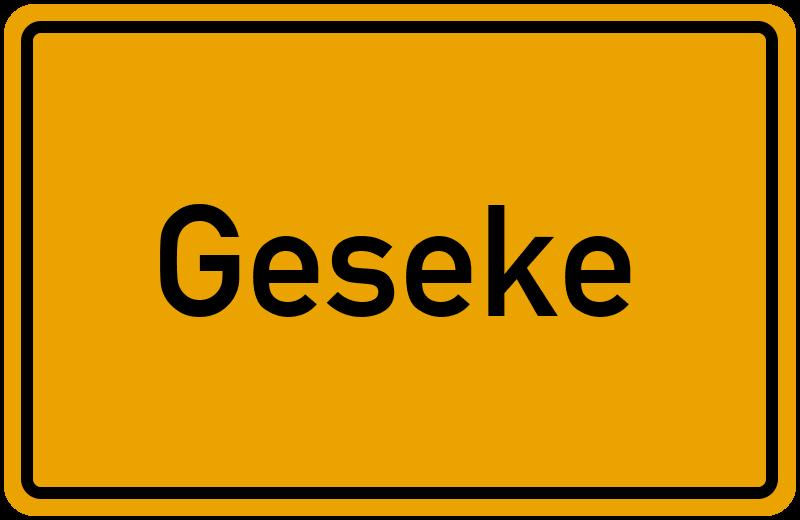 onlinestreet Branchenbuch für Geseke