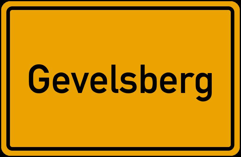 onlinestreet Branchenbuch für Gevelsberg