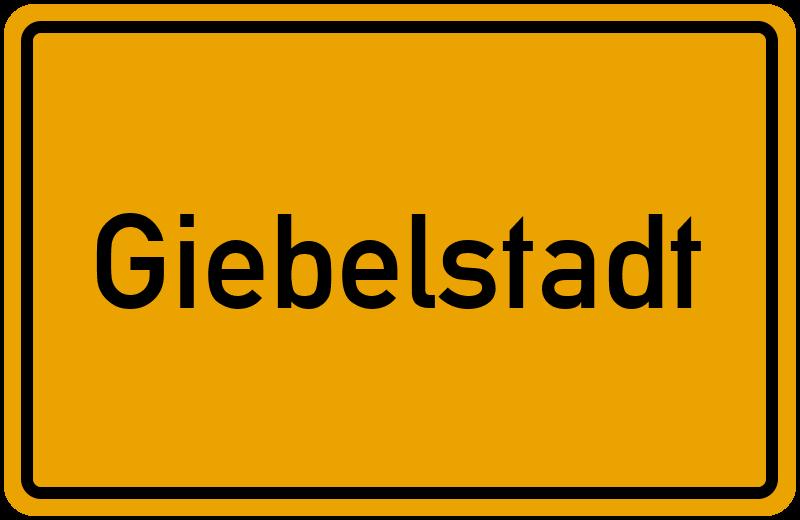onlinestreet Branchenbuch für Giebelstadt