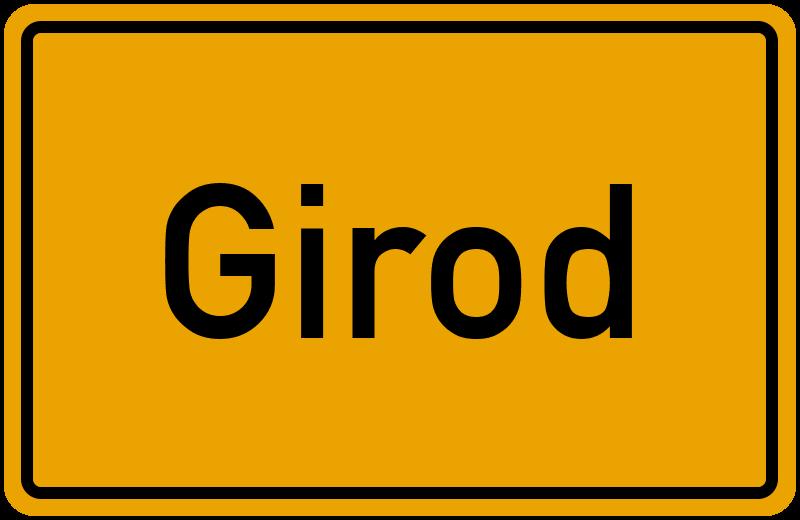 onlinestreet Branchenbuch für Girod