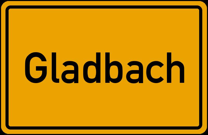 onlinestreet Branchenbuch für Gladbach