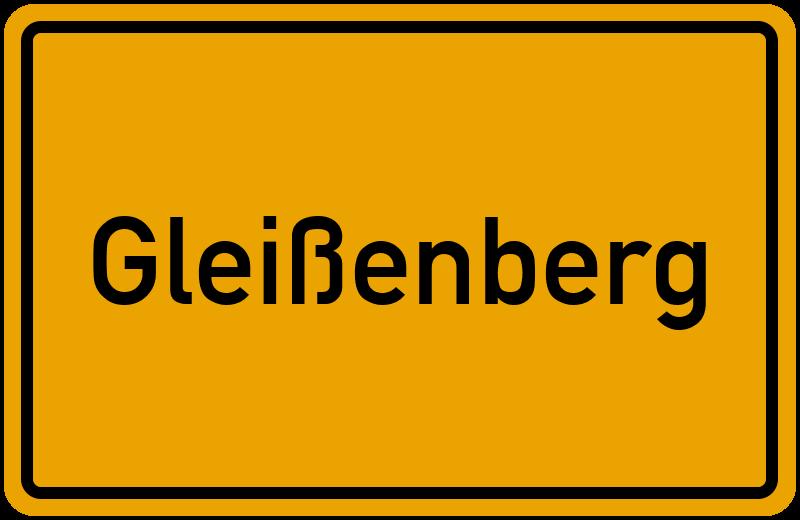 onlinestreet Branchenbuch für Gleißenberg