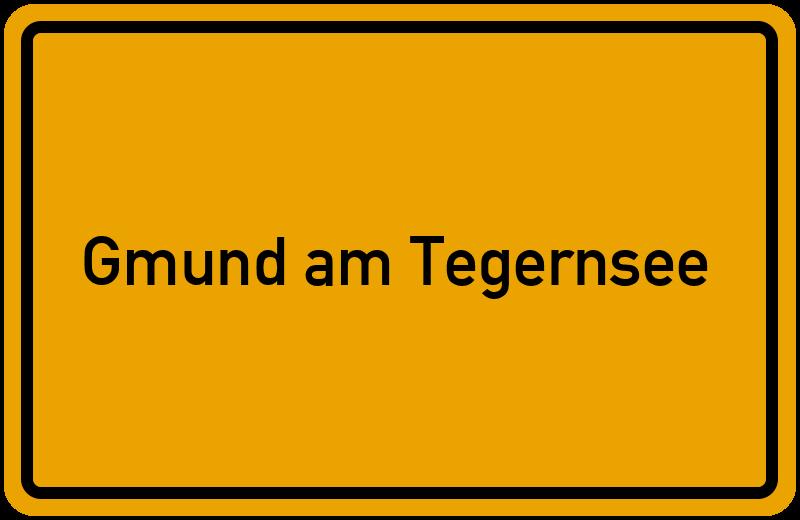 onlinestreet Branchenbuch für Gmund am Tegernsee