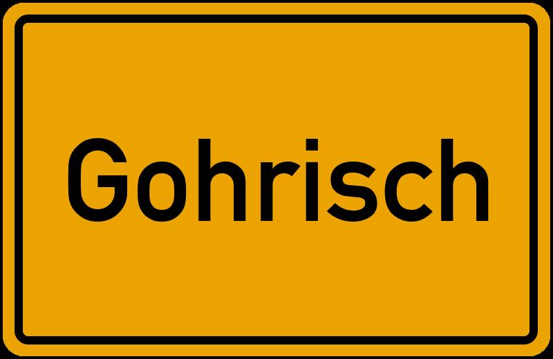 onlinestreet Branchenbuch für Gohrisch