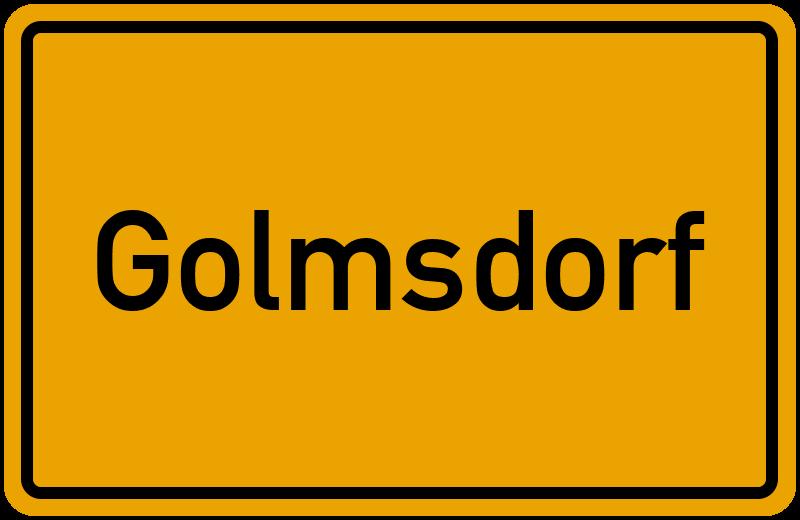 onlinestreet Branchenbuch für Golmsdorf