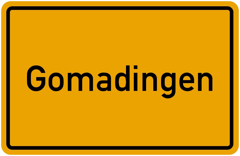 onlinestreet Branchenbuch für Gomadingen