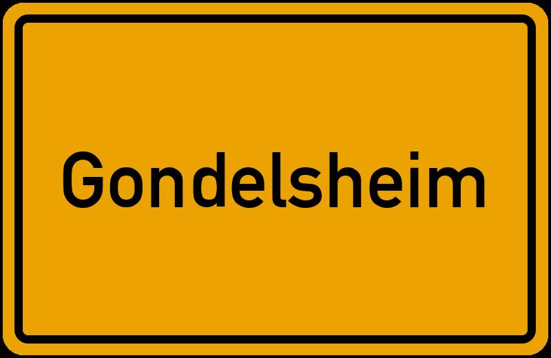 onlinestreet Branchenbuch für Gondelsheim