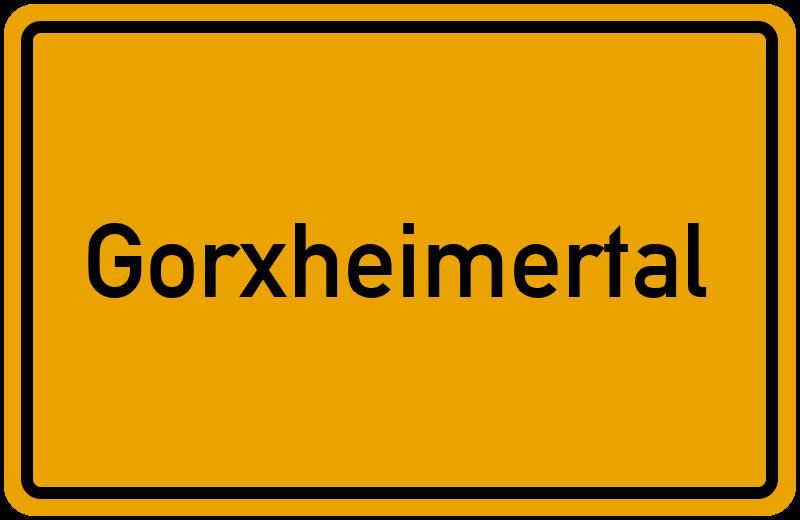onlinestreet Branchenbuch für Gorxheimertal