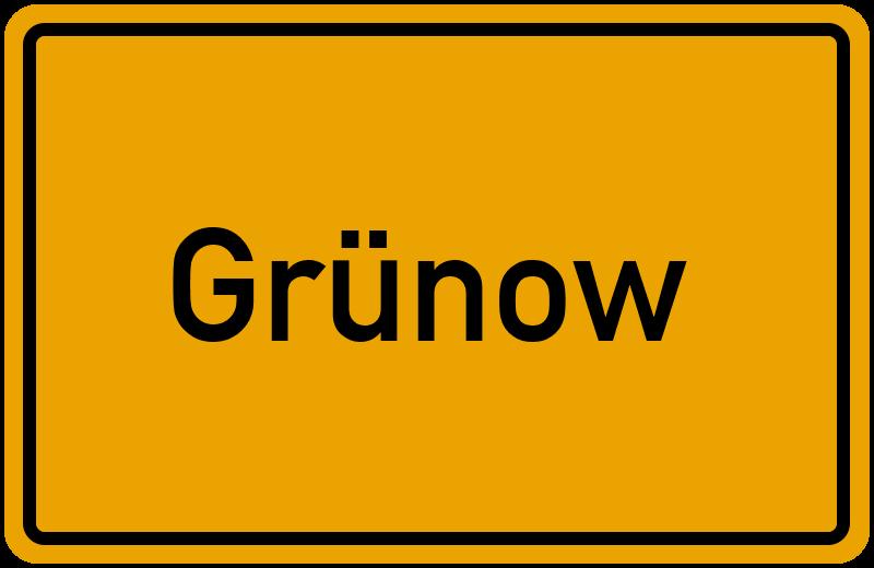 onlinestreet Branchenbuch für Grünow