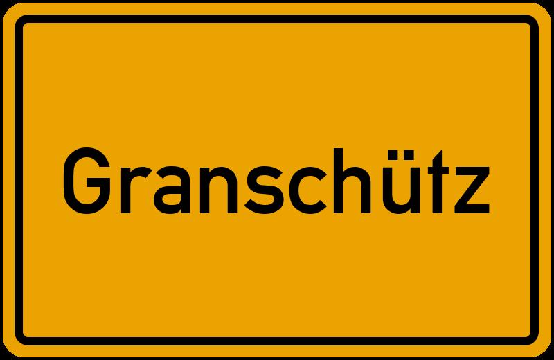 onlinestreet Branchenbuch für Granschütz