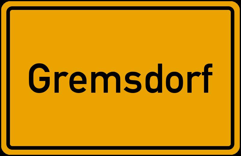 onlinestreet Branchenbuch für Gremsdorf