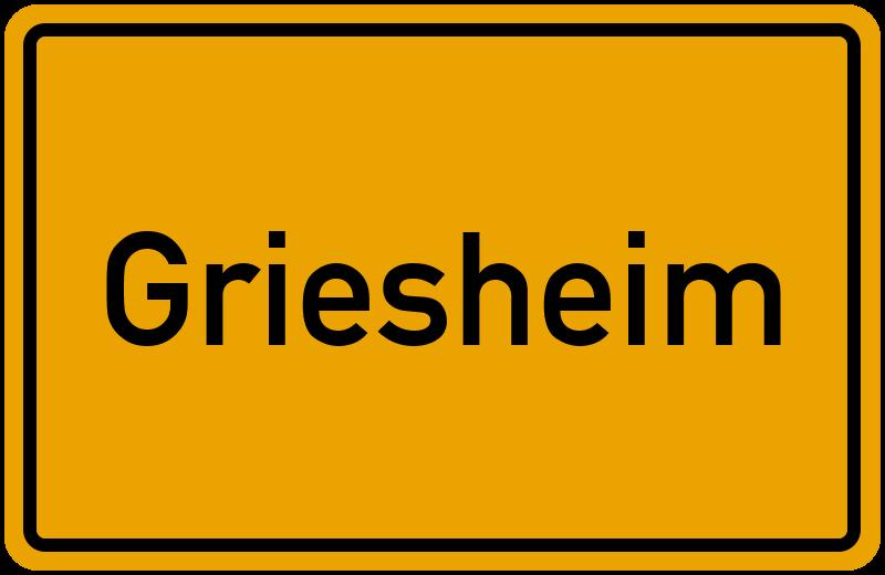 onlinestreet Branchenbuch für Griesheim