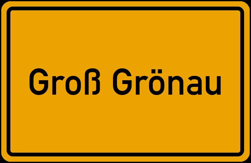 onlinestreet Branchenbuch für Groß Grönau