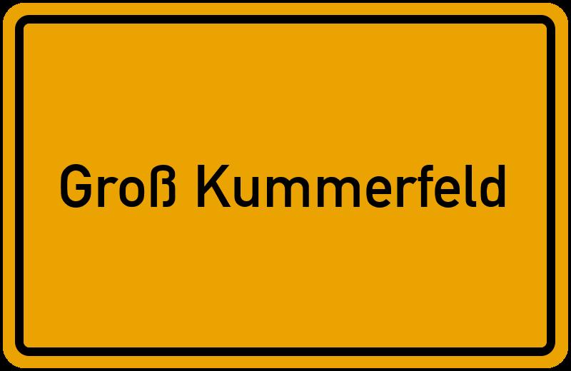 onlinestreet Branchenbuch für Groß Kummerfeld