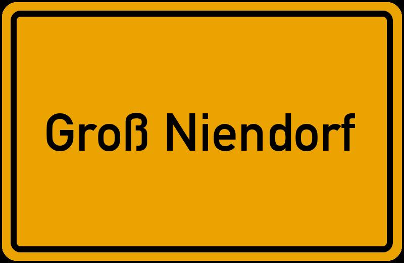 onlinestreet Branchenbuch für Groß Niendorf