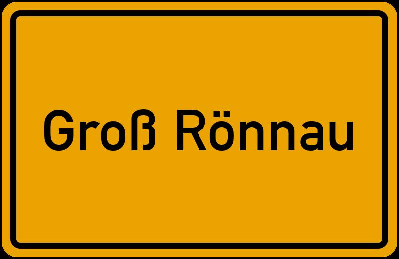 onlinestreet Branchenbuch für Groß Rönnau