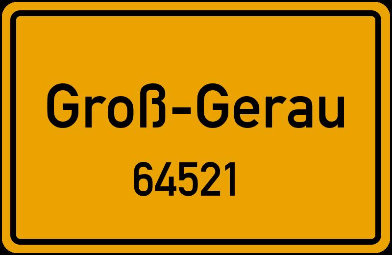 64521 Groß-Gerau, Deutschland