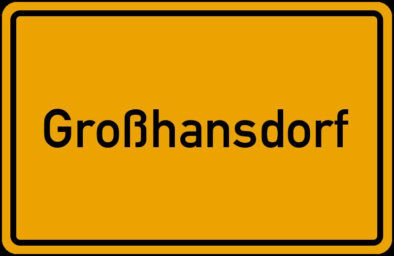 onlinestreet Branchenbuch für Großhansdorf