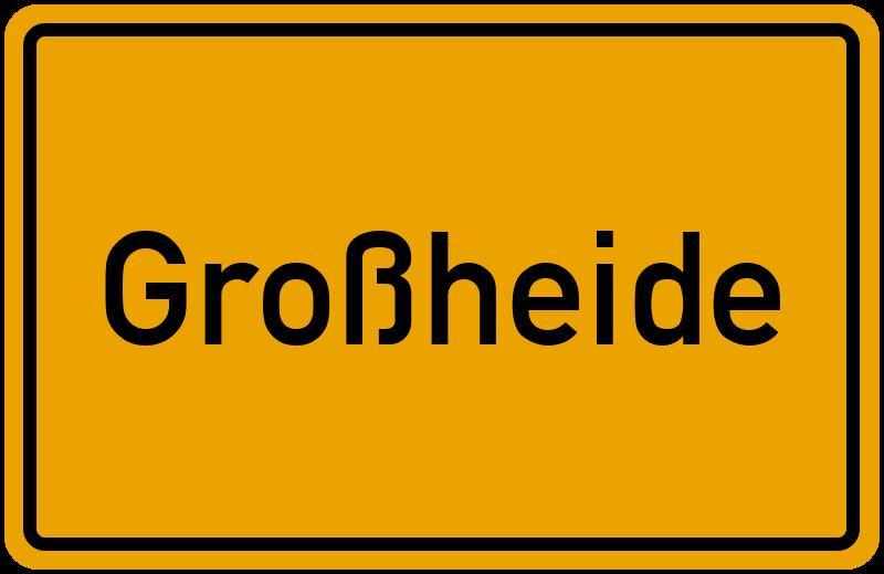 onlinestreet Branchenbuch für Großheide