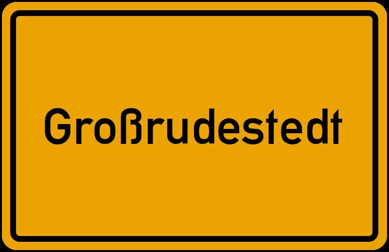 onlinestreet Branchenbuch für Großrudestedt