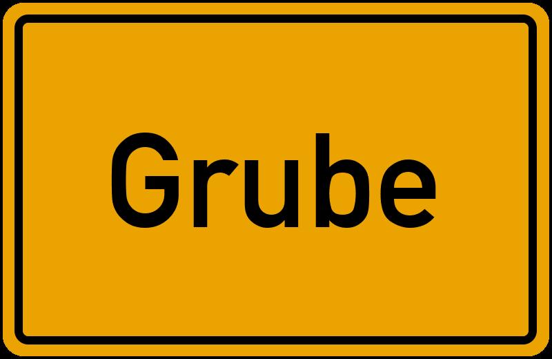 onlinestreet Branchenbuch für Grube