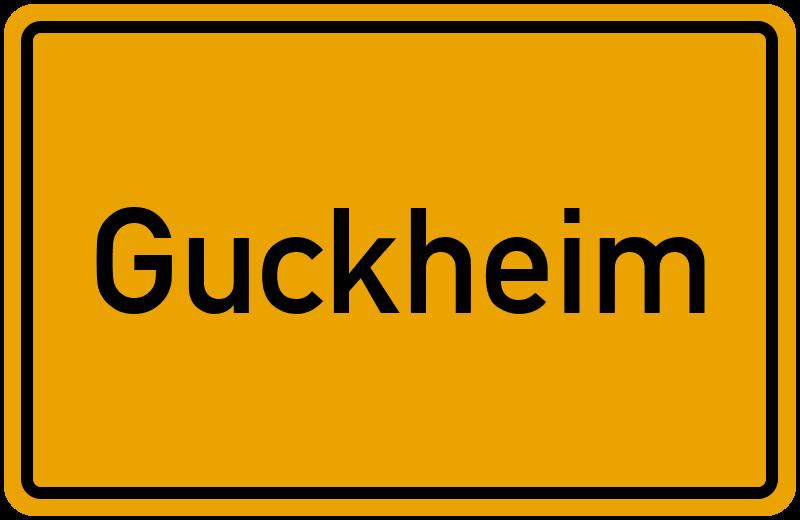 onlinestreet Branchenbuch für Guckheim
