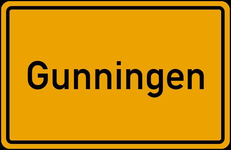onlinestreet Branchenbuch für Gunningen