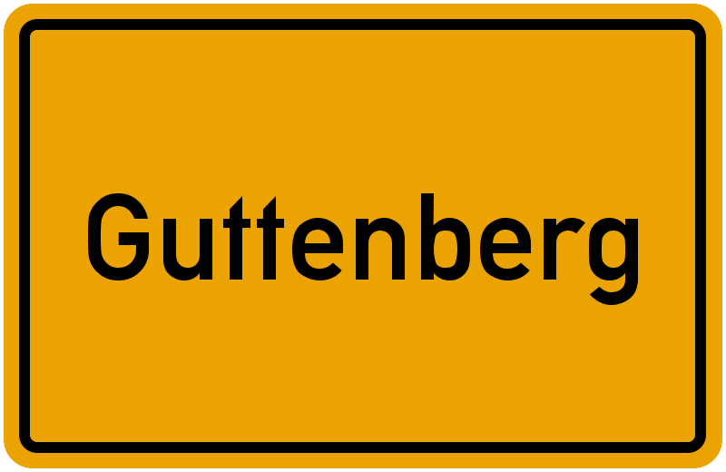 onlinestreet Branchenbuch für Guttenberg
